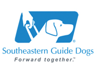 We proudly support Southeastern Guide Dogs